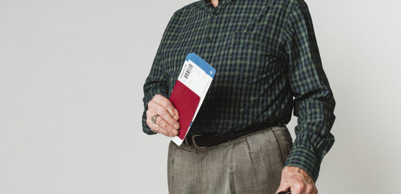 Podróże z nietrzymaniem moczu – poradnik dla mężczyzn